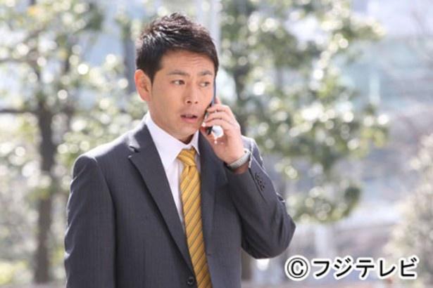 フジテレビの連続ドラマ初出演となるココリコ・遠藤章造