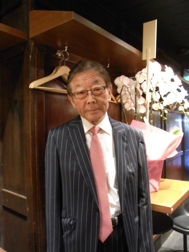 「利益は後からついてくる」と大胆な発想の名物社長の坂本氏