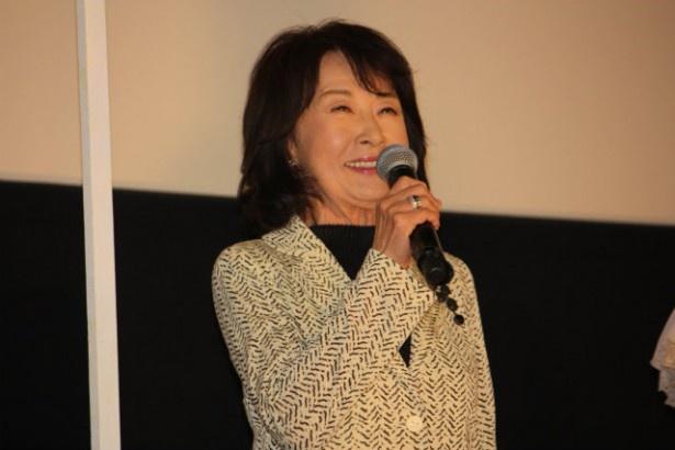 彰司の母・琴江役の吉行和子