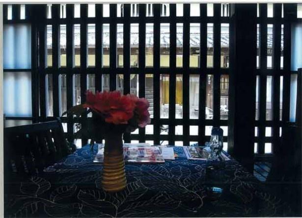 金賞作品・河内長野市「酒蔵と格子と瓶ラムネ」