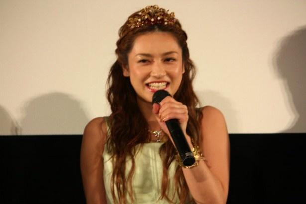 プリンセスの声優を務めた平愛梨