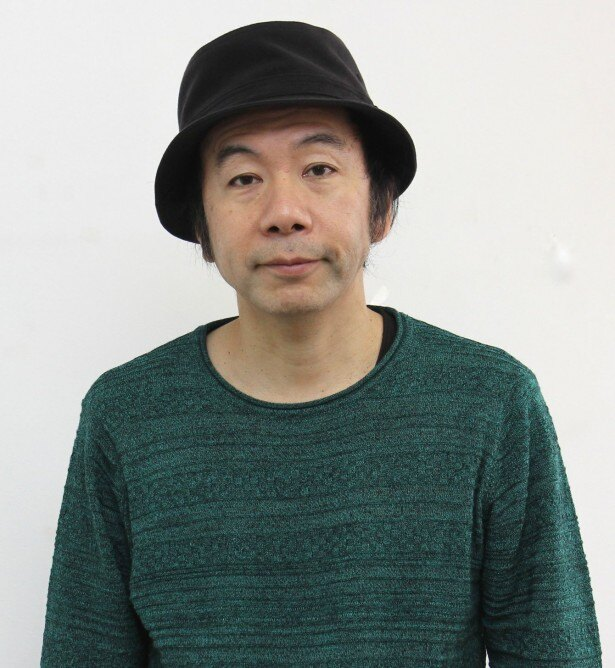 塚本晋也監督は「丹念に映画作りに励みたい」と話した