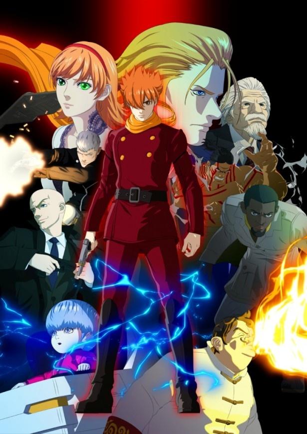 「神との戦い」を新解釈で描いた野心作、劇場アニメ「009 RE:CYBORG」