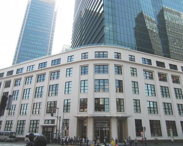 3月21日(木)にオープンする商業施設「KITTE(キッテ)」(東京・丸の内)
