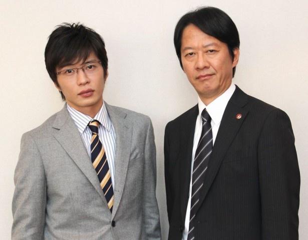 田中圭と川原和久が『相棒』の魅力を分析!