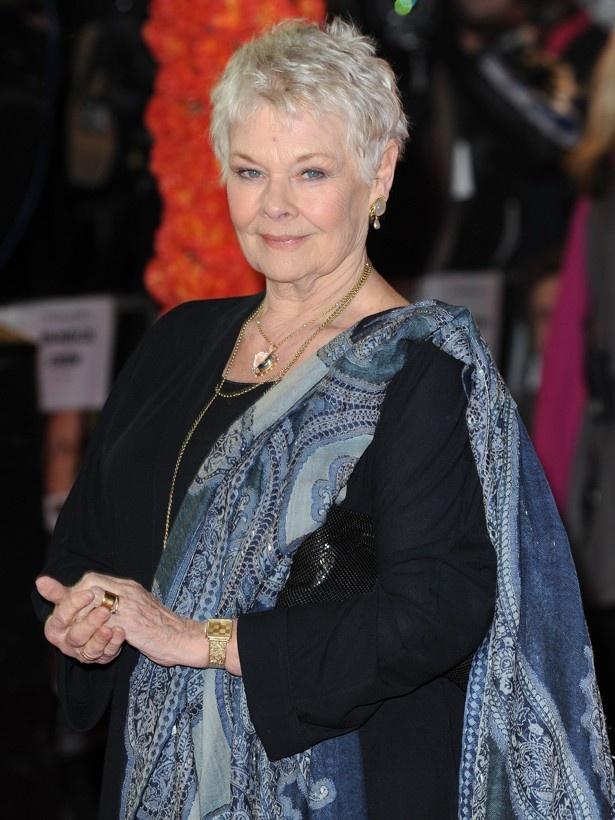 ジュディは『007 スカイフォール』を最後に同シリーズから引退