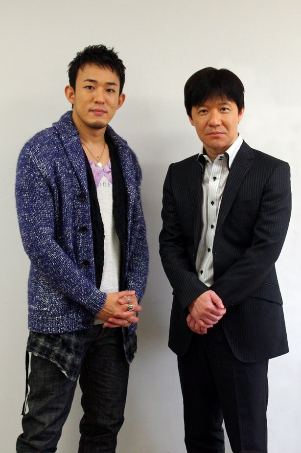 内村監督×ファンキー加藤の特別対談が実現! ここでしか聞けない深い話も飛び出した