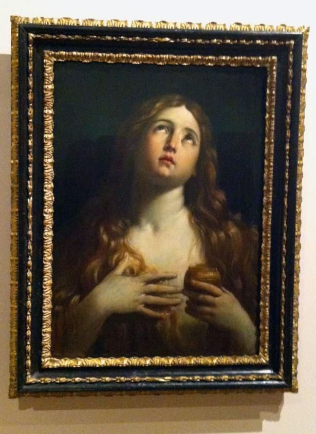 グイド・レーニ「マグダラのマリア」17世紀後半