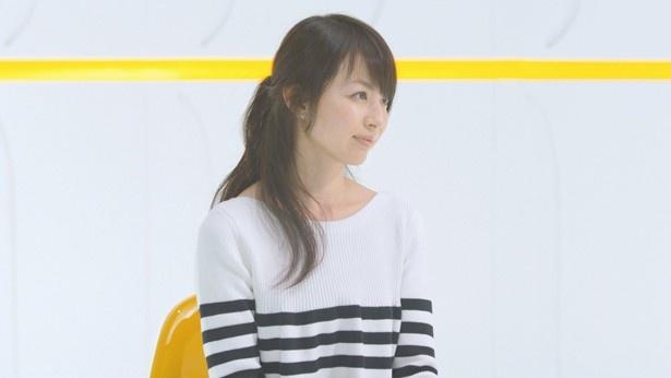 フジテレビを退社後、初CMに出演することになった平井理央