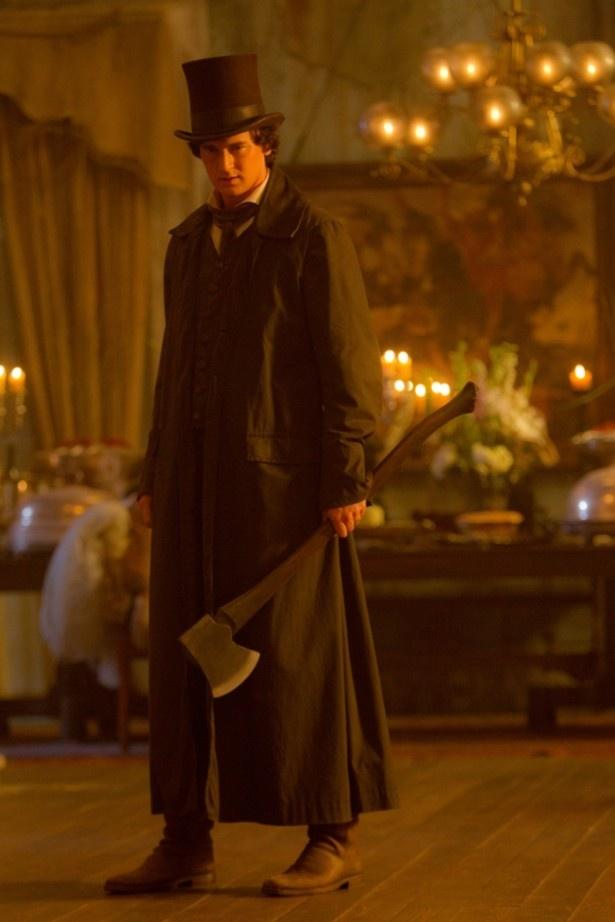 【写真を見る】主人公リンカーンを演じるのはベンジャミン・ウォーカー