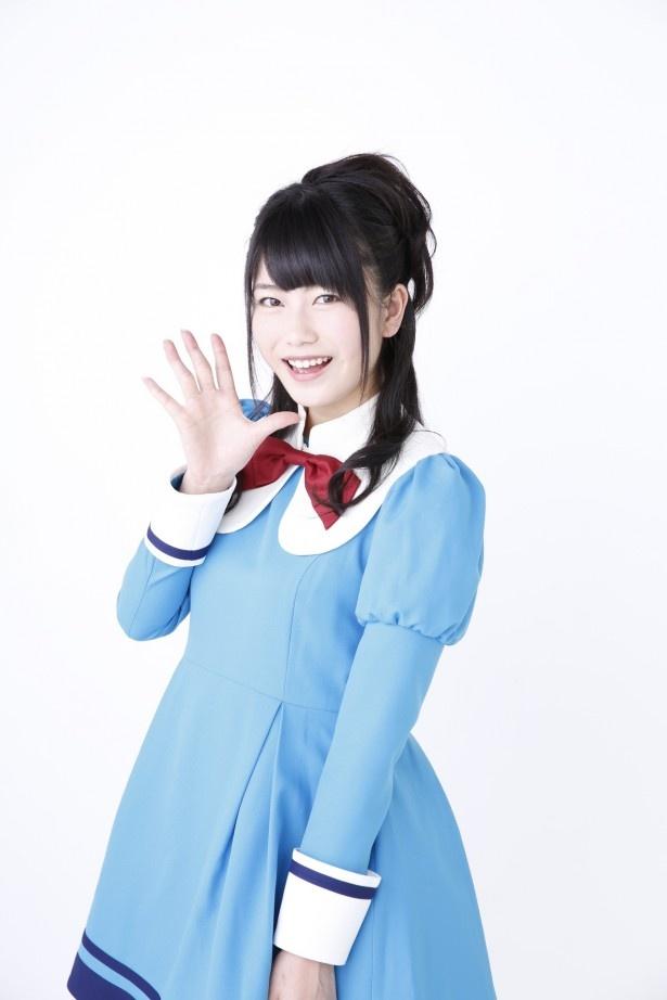 「『-げいにん!!2』のドラマパートで演技をすることで成長したいです」(横山由依)