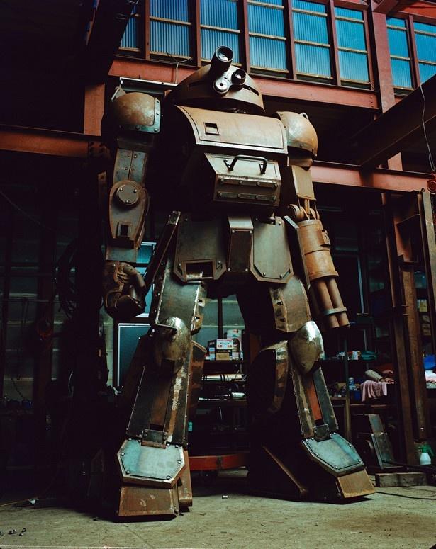 倉田光吾郎(1/1スコープドッグ ブルーティッシュカスタム)2004