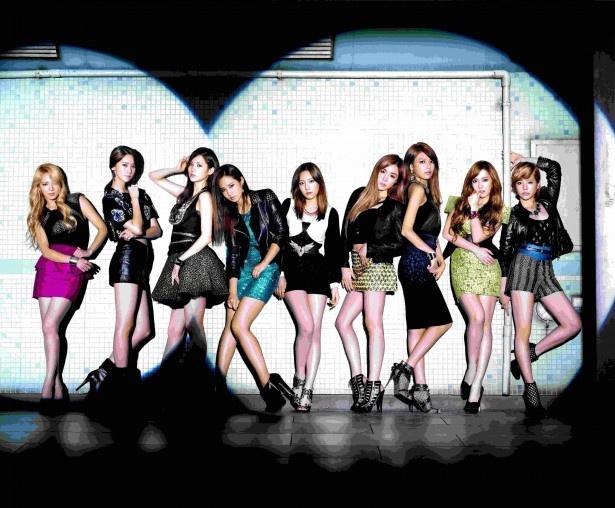 韓国の人気グループ・少女時代が、日本初のドキュメンタリーに登場する
