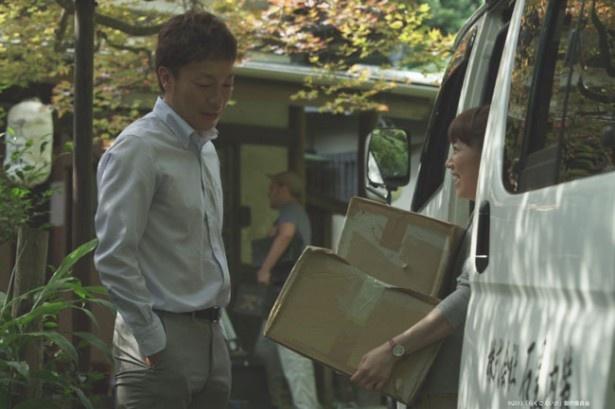"""音尾琢真が映画会社のスタッフ役で登場する「ビフォーアフター」は""""ねずみ""""が原作"""