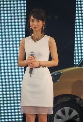 GirlsAwardのファッションショーに初登場した堀北真希さん