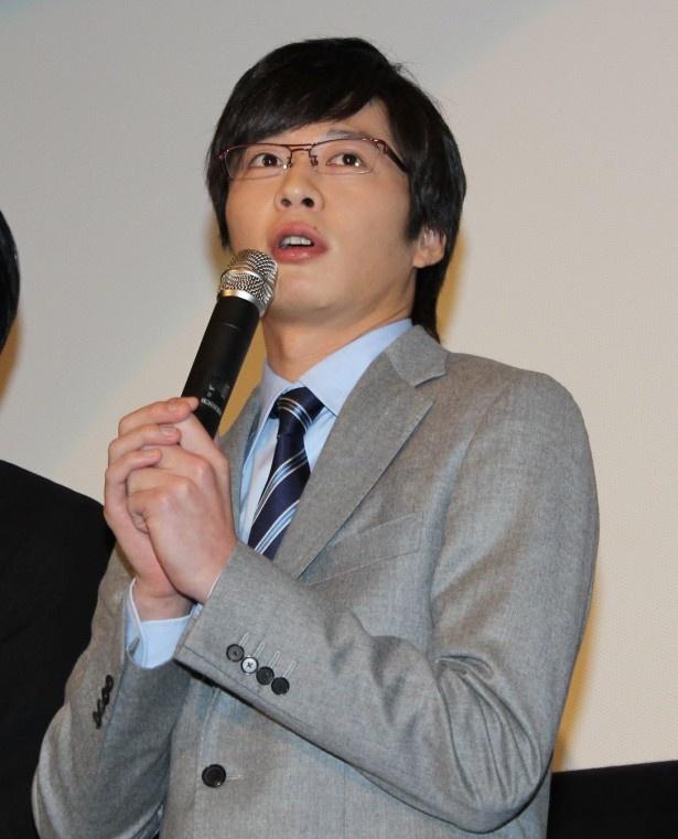 岩月彬役の田中圭