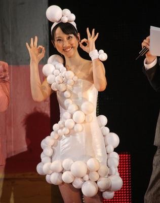 「郷さんは格好良い。共演できて、勉強になりました」と松井さん