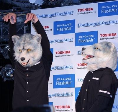5月には武道館単独公演とOZZFEST JAPAN 2013への出演が決まっているMAN WITH A MISSION
