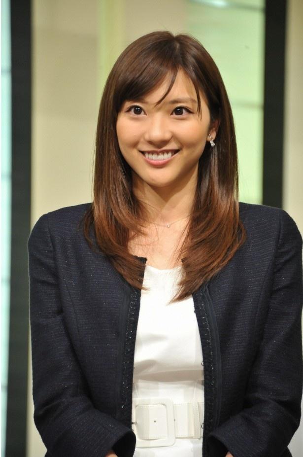4月1日(月)からの「NEWS ZERO」に新キャスターとして登場する山岸舞彩