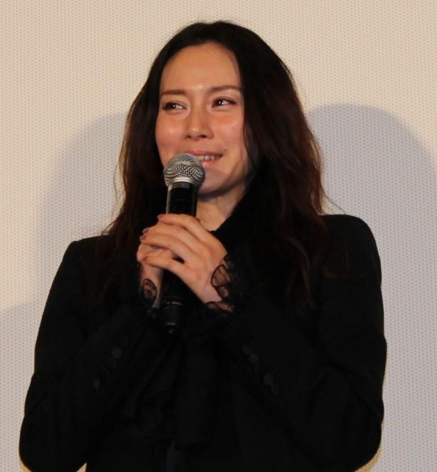 中谷美紀はマリオン・コティヤールとジャック・オーディアール監督に映画の感動を伝えた