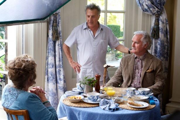 俳優として50年以上のキャリアを持つダスティン・ホフマン。これまで監督挑戦していなかったのも意外だ