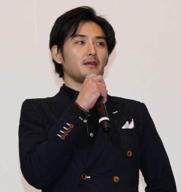高田役の松田龍平