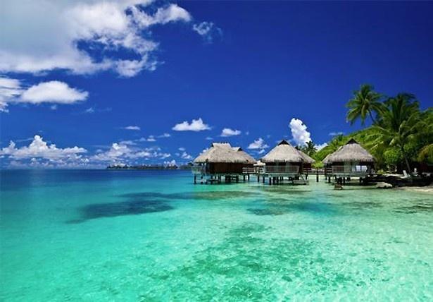 ボラボラ島/フランス領ポリネシア(タヒチ)