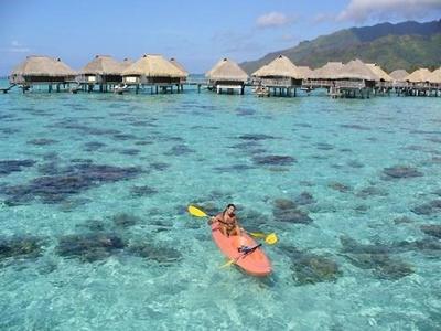 モーレア島/フランス領ポリネシア(タヒチ)