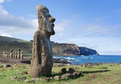 イースター島/チリ