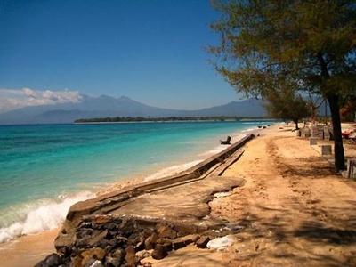 ギリトワンガン島/インドネシア