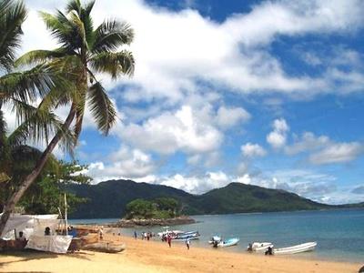 ノシベ島/マダガスカル
