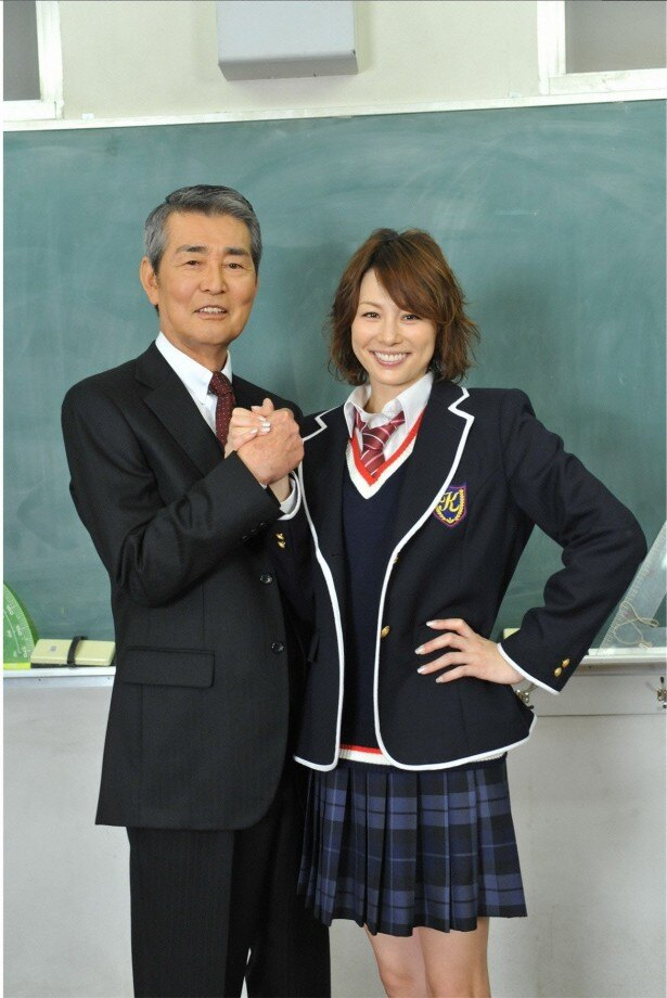 米倉涼子「渡さんを見逃さないようにしてくださいね!」