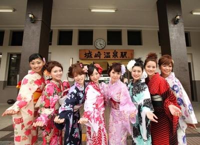 「城崎温泉ミスゆかたコンテスト 2013」受付中