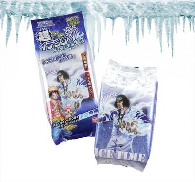 氷結人間「青キジ」バージョンのシートが登場!