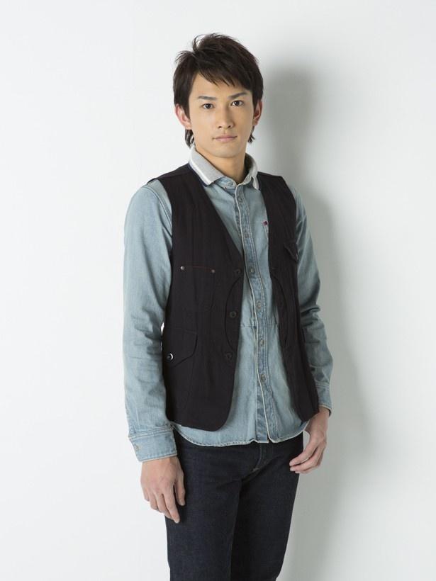 第3回劇団EXILEオーディションに合格し、舞台から映像まで幅広く活動する町田啓太
