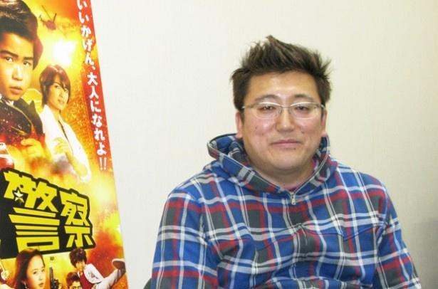 ことしは「コドモ警察」以外にも新作映画の公開が控えている福田雄一監督