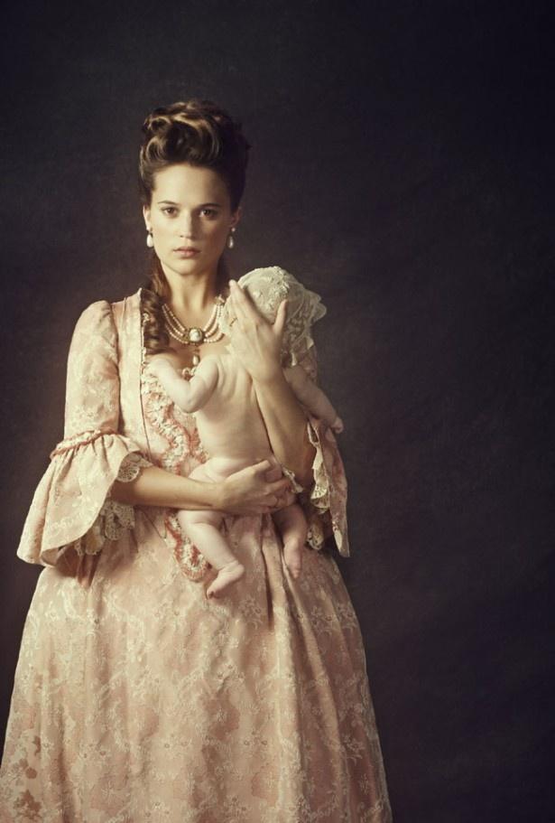 彼女が演じるのは実在のデンマーク王妃