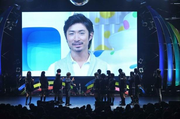 MAKIDAI「今回のドラマにぴったりの曲だと思います。EXILEの音楽で盛り上げていこうと思います」