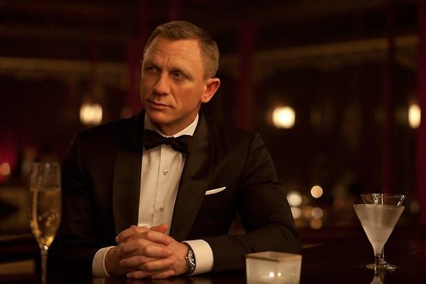 【写真を見る】ブルースは『007 スカイフォール』を見て、007シリーズへの愛が再燃したと語る