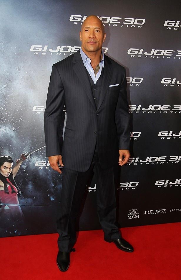 ドウェイン・ジョンソンも007シリーズの悪役で出演を熱望している