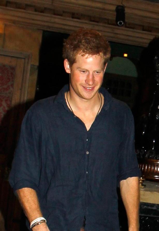 もっと若い年齢で髪が薄くなったウィリアム王子に比べれば、ヘンリー王子はラッキーだったと言えます