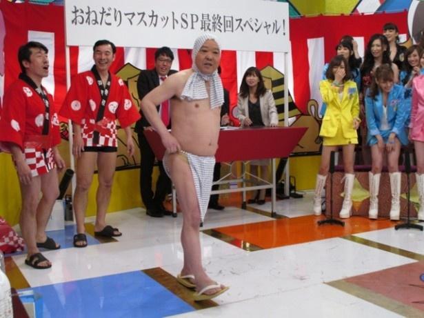 """【写真】レジェンド芸人と""""笑い""""で勝負!?"""