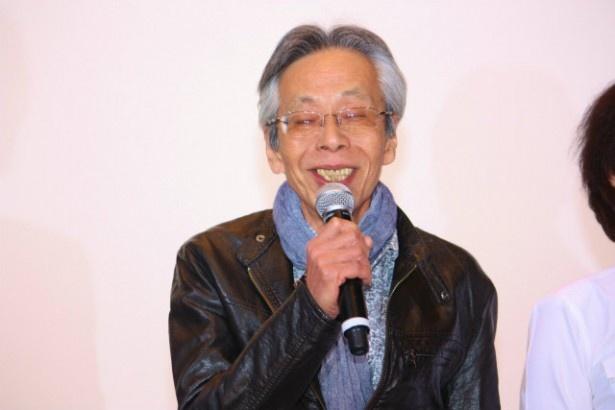 亀仙人役の声優・佐藤正治