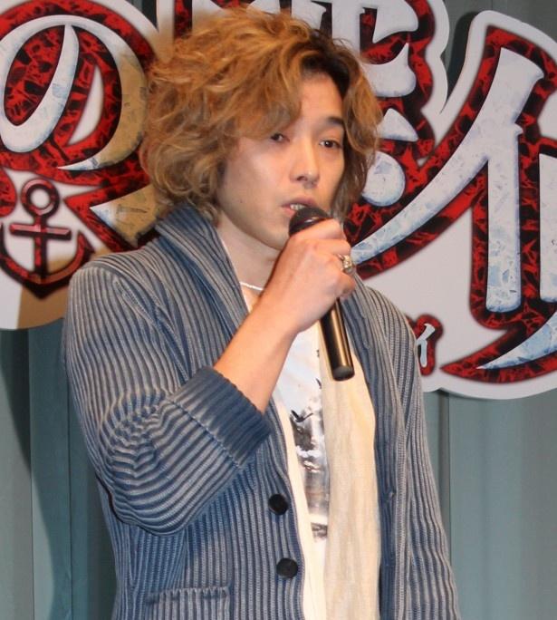 主題歌を担当した斉藤和義