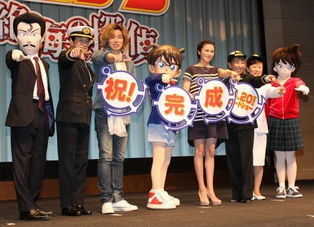 『名探偵コナン 絶海の探偵(プライベート・アイ)』は4月20日より全国公開