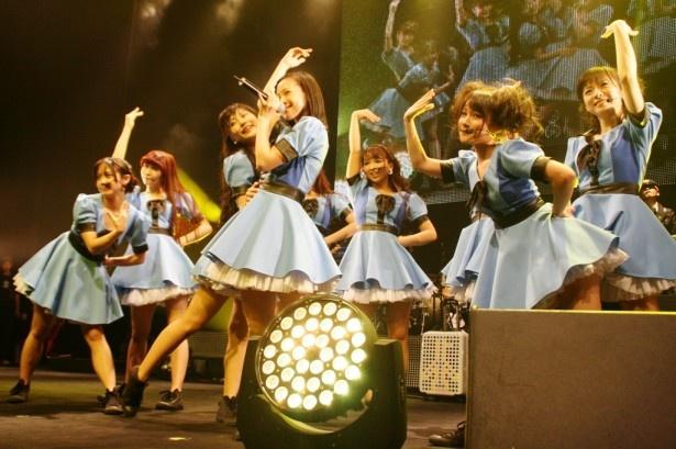 5月22日(水)発売のニューシングル「キャンディー・ルーム」は4月スタートの冠番組「PASSPO☆の尺うま」(テレビ東京)のエンディングテーマ