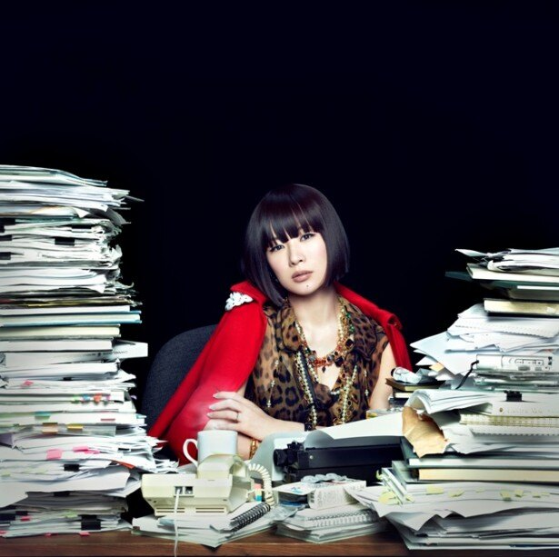 主題歌に決定した椎名林檎の新曲「いろはにほへと」(5月27日・水 発売)