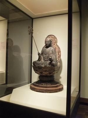 地蔵菩薩坐像 円慶