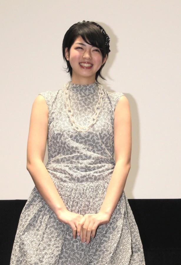 虐待を受けた経験を持つ少女・サヤコを熱演した秋月三佳