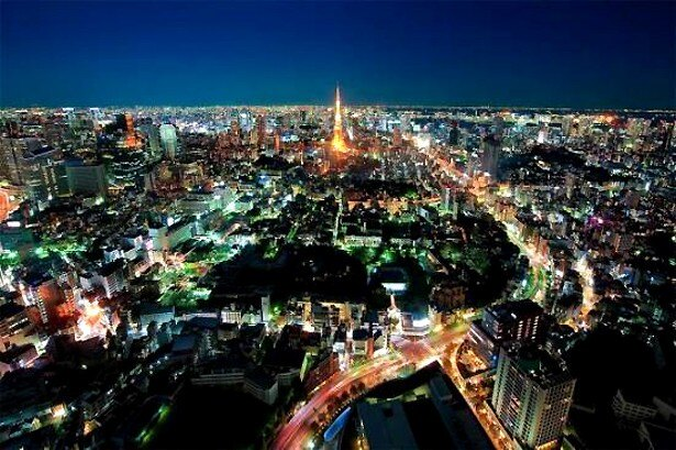 第5位の東京シティービュー(六本木ヒルズ展望台)